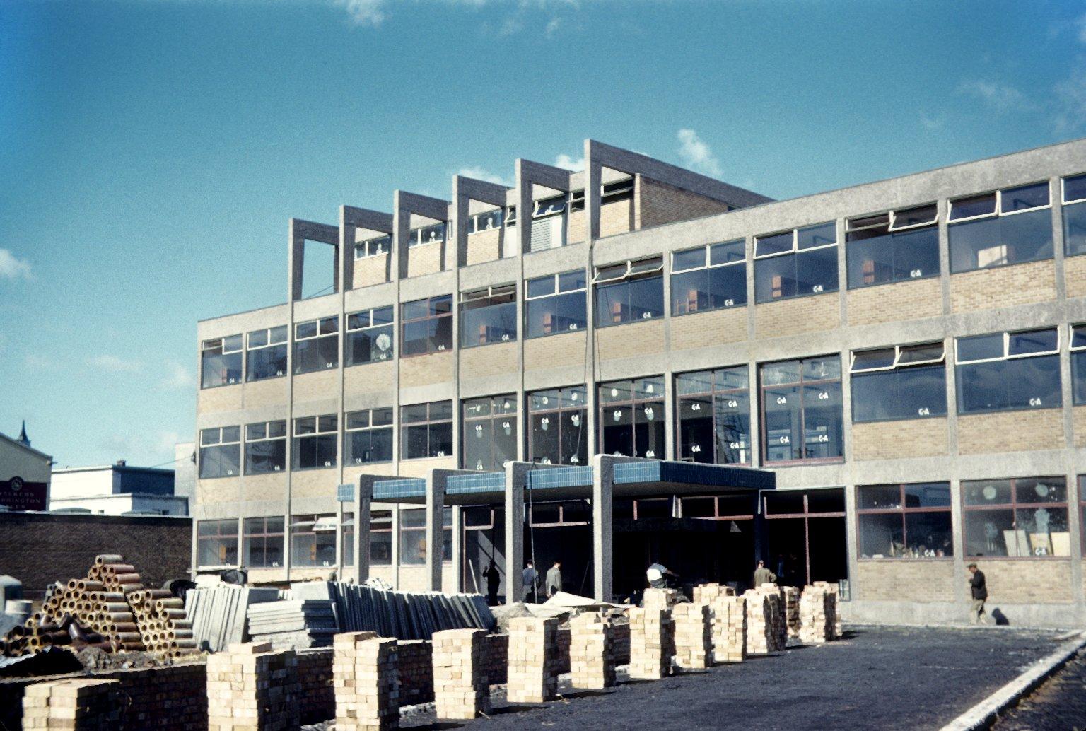 Duncan Building University Of Liverpool