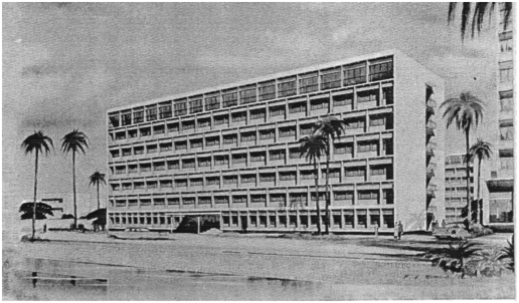 Public works department transnational architecture group for Architecture 1960