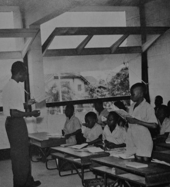 Architects CoP - Ansarur Deen School - Lagos - Nigeria