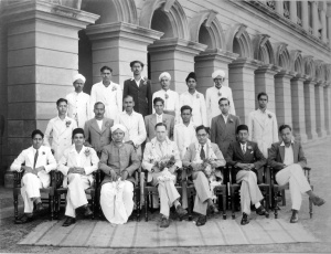 1948_Koenigsberger and colleagues at the PWD
