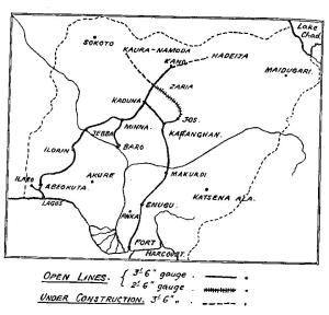 railway map