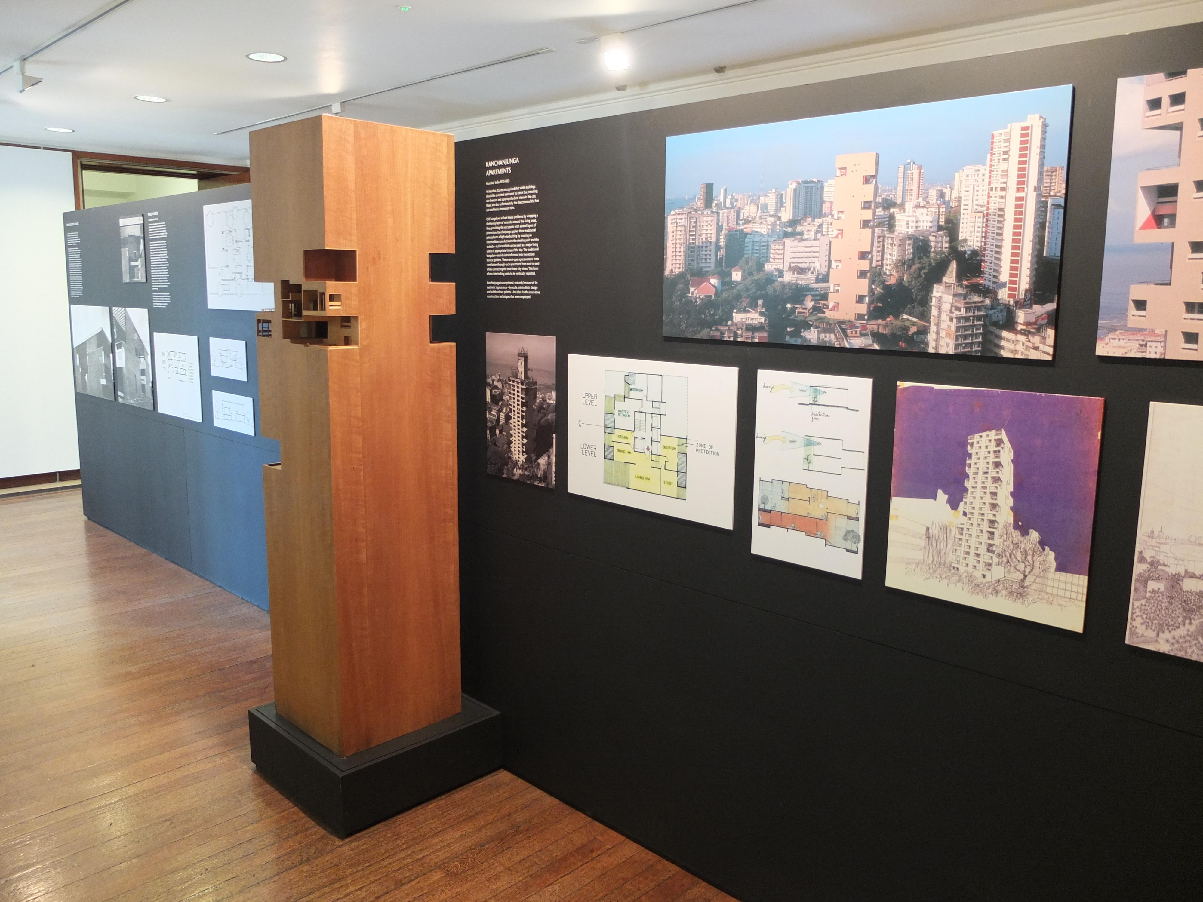 Exhibition Review: Charles Correa at the RIBA | Transnational ...
