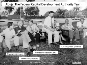 Abuja Presentation Slide
