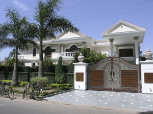 New Chandigarh villa