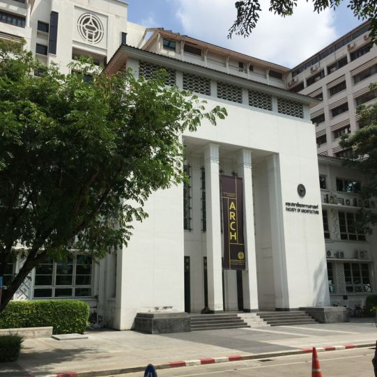 Chulalongkorn Architecture Faculty