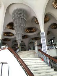 Interior of the Scala Cinema