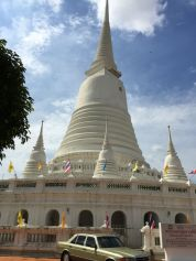 Phra Borommathat Maha Chedi stupa