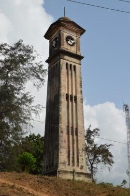 Hospital Clock Tower