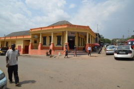 Sekondi Post Office