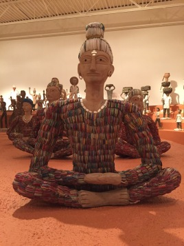 Sculptures by Nek Chand