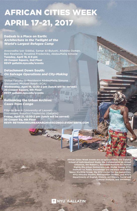 African Cities Week