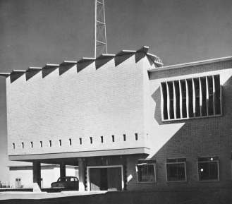 Kuwait Power Station, 1951