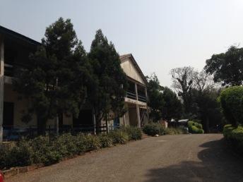 Former Sanatorium at Aburi
