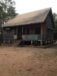 Forestry Housing in Kibi