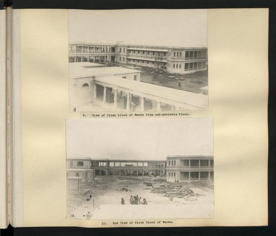 Korle Bu Hospital, Accra