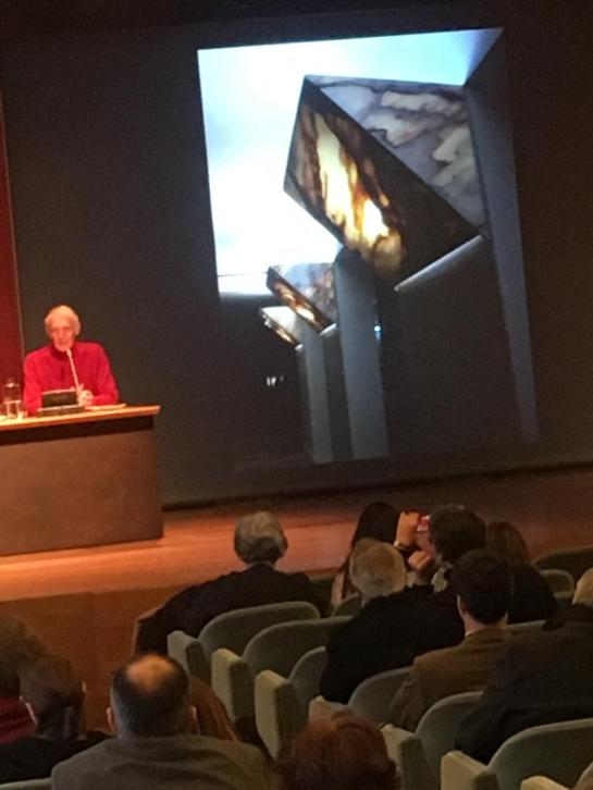 Tribute Lecture and award made to architect Jose Forjaz