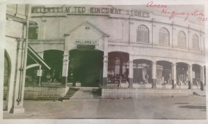 Kingsway Store, 1914